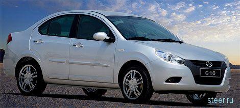 ТагАЗ будет выпускать в России новый бюджетный седан (фото)