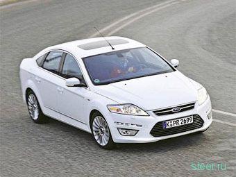 Появились фотографии обновленного Ford Mondeo (фото)