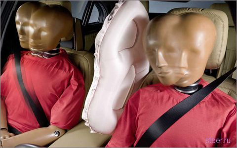 Mercedes концепт ESF 2009 : новые подходы к безопасности (фото)