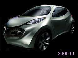Компания Hyundai показала предвестника нового кроссовера (фото)