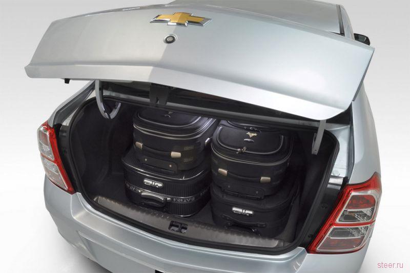 Chevrolet представил свой «народный» седан Chevrolet Cobalt (фото)