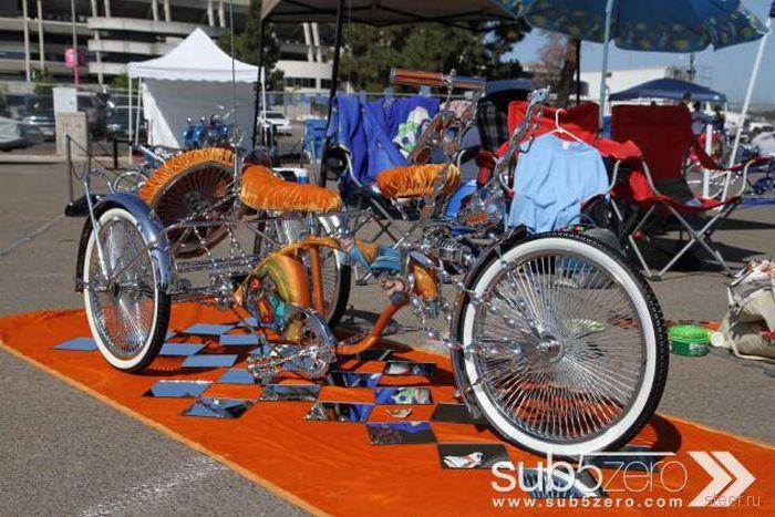 Фестиваль тюнинга Extreme Autofest 2011  в Сан Диего (фото)