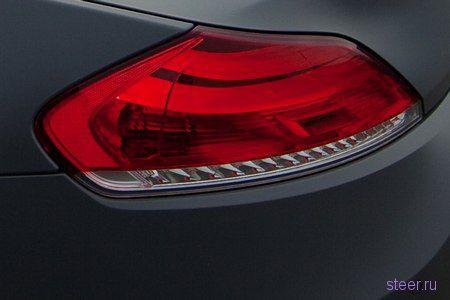 Родстер BMW Z4 E89 в матовом сером (фото)