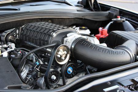 Fesler-Moss представили тюнинг-кит для нового Chevrolet Camaro (фото)