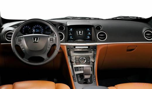 Luxgen7 SUV : тайваньский конкурент для Lexus RX (фото)