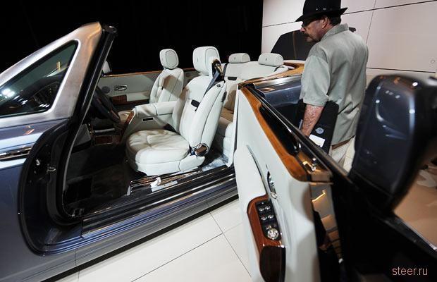 Автошоу в Лос-Анджелесе (фото)