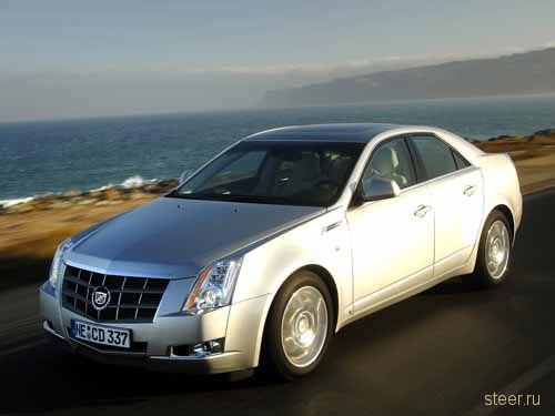 Ателье Hennessey представило 800-сильный Cadillac CTS-V (фото)