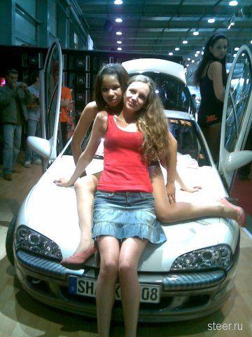 Российские автоледи (фото)
