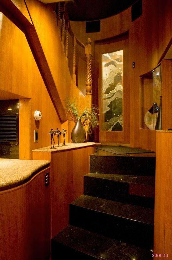 Роскошные дома на колесах (фото)