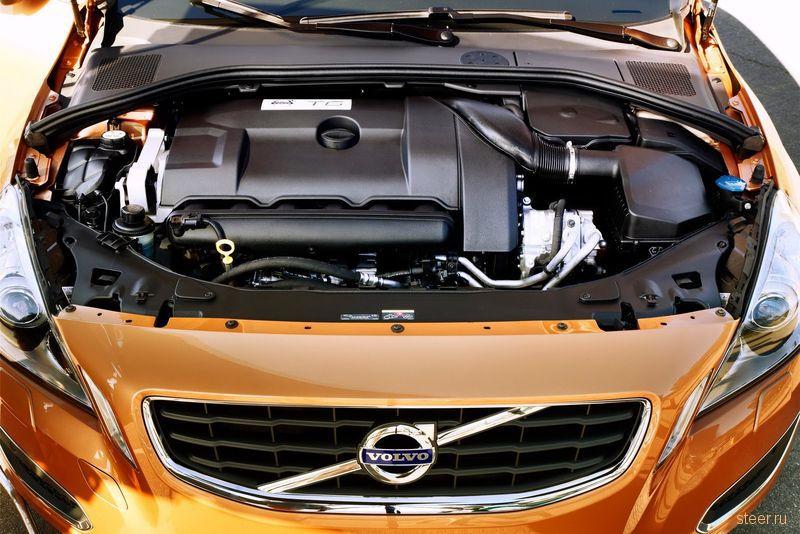 Премьера нового Volvo S60 состоится в Женеве (фото)