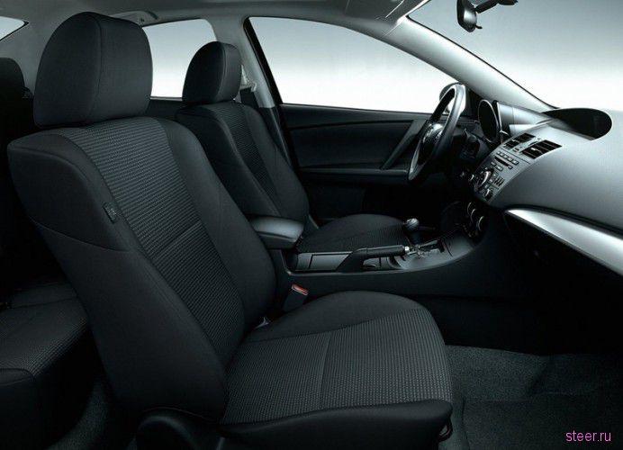 В Японии начался выпуск обновленной Mazda3 (фото)