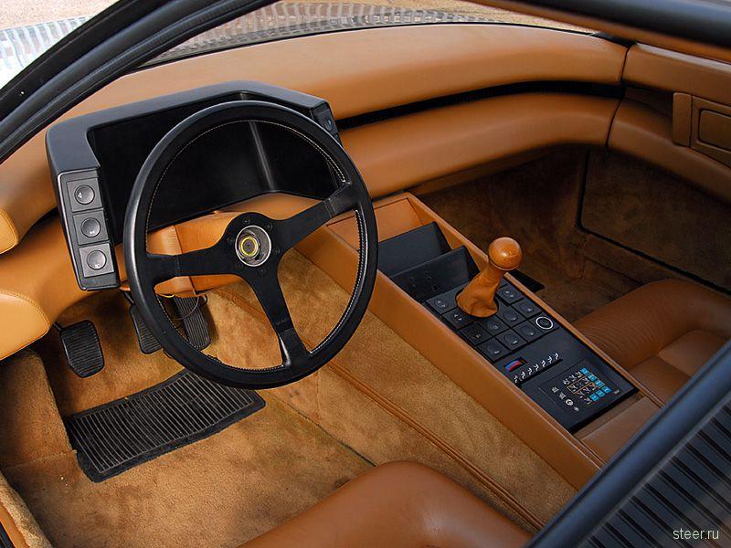 Уникальный седан Ferrari Pinin выставлен на продажу (фото)