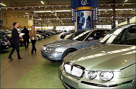 Антикризисное: второе авто - в довесок