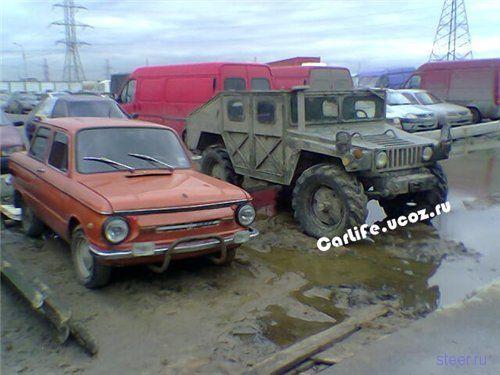 русский Hummer
