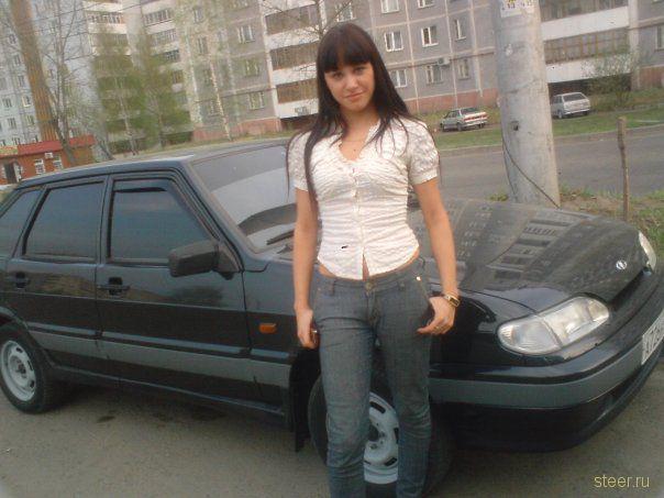 Российские автоледи (часть 4)