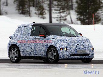 BMW i3: начались испытания (фото)