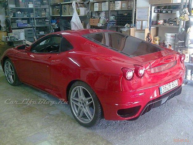 Была Celica, а стала Ferrari (фото)