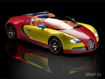Датчане объявили конкурс на самый уродливый Bugatti Veyron (фото)