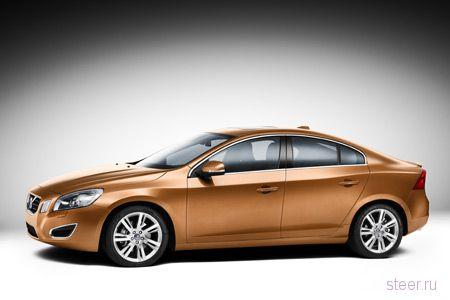 Новая Volvo S60 представлена официально (фото)