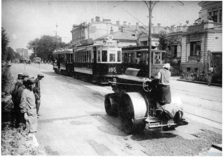 Московский ретро-транспорт (фото)