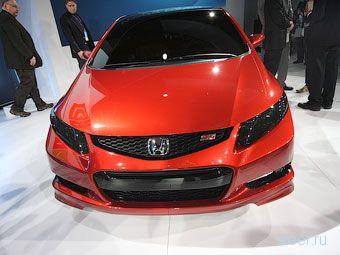 Состоялась премьера прототипов Honda Civic нового поколения (фото)