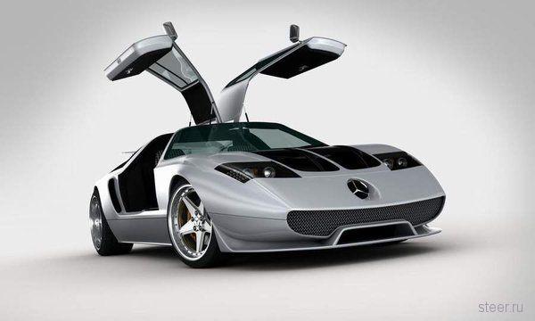 Американцы вспомнили легендарные концепты Mercedes (фото)