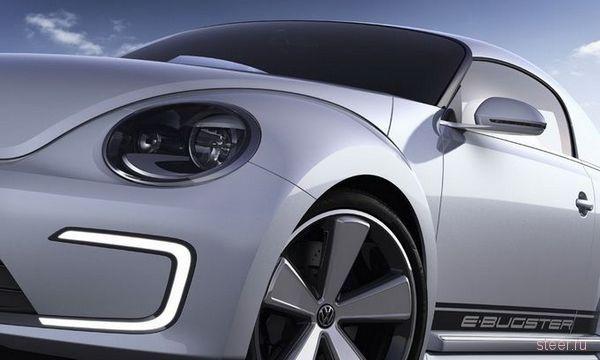 Концепт E-Bugster Volkswagen (фото)