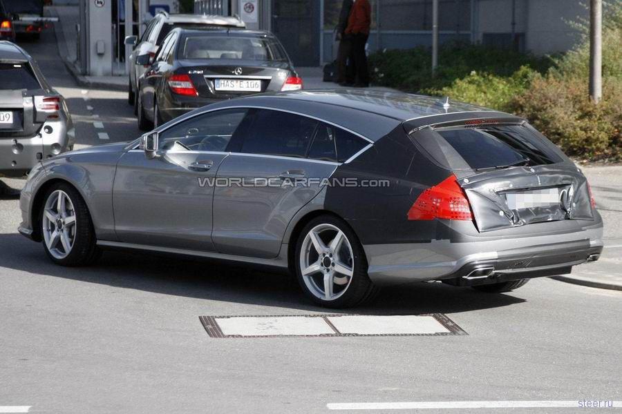 Mercedes-Benz готовит роскошный универсал (фото)