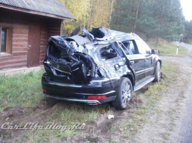 В эстонской деревушке случился «звездопад». (фото)