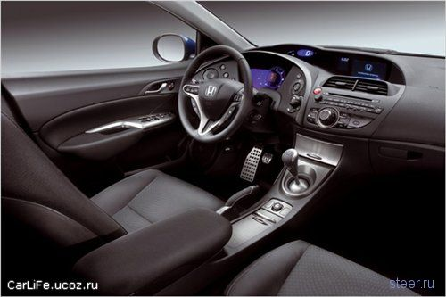 honda civic, 2009 год