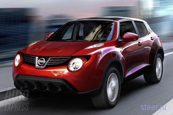 Появились первые снимки Nissan Juke и Micra. Что-то невероятное! (фото)