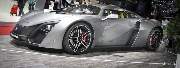 Marussia удивила мировой автопром (фото)