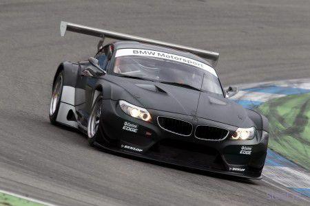 Обновленный BMW Z4 GT3 (фото)