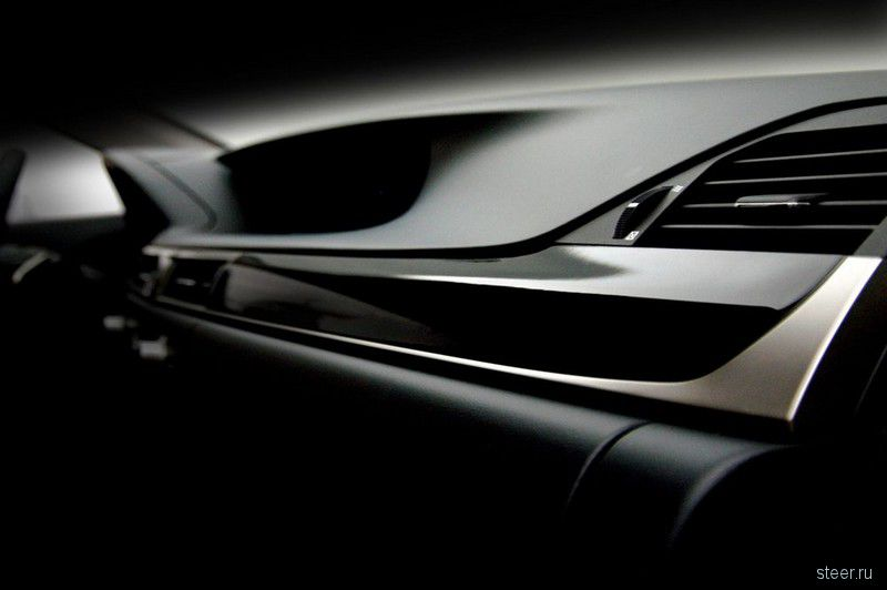Lexus Future Grand Touring Hybrid: Необычный концепт Lexus LF-Gh демонстрирует будущее марки (фото)
