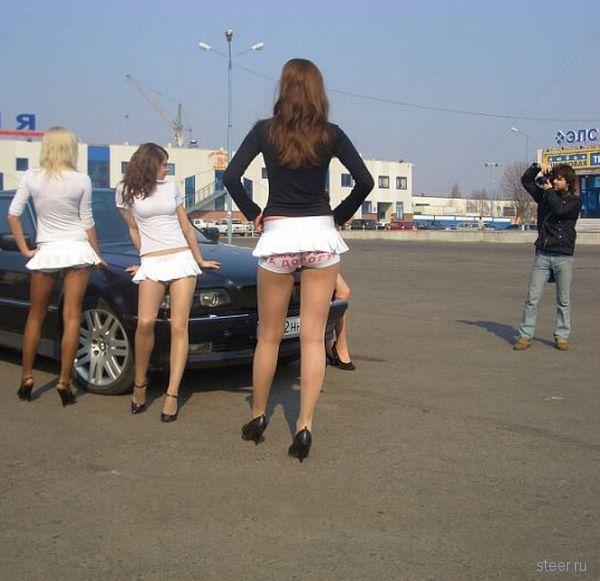 Показательная акция: Смотри на дорогу! (фото)