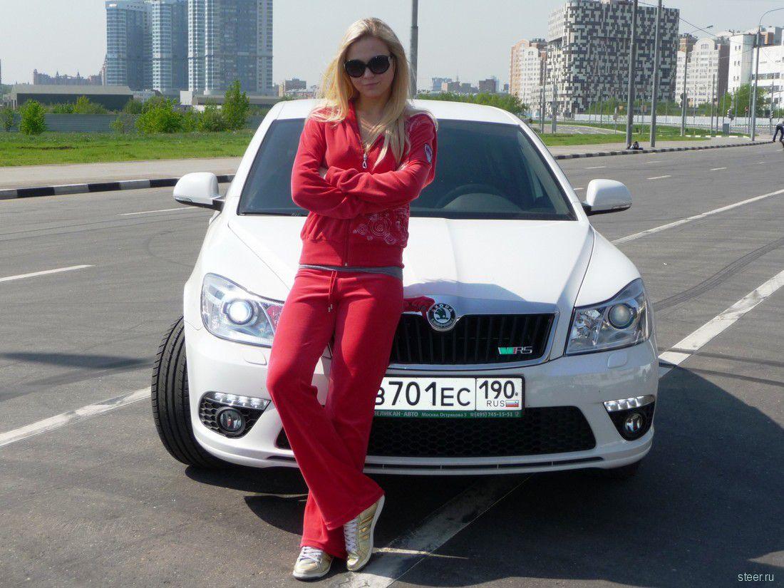 Российские автоледи (часть 10)