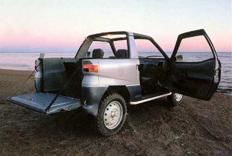 Последний прототип ЛуАЗа (фото)