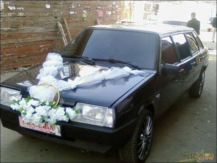 Отличный русский лимузин (фото)