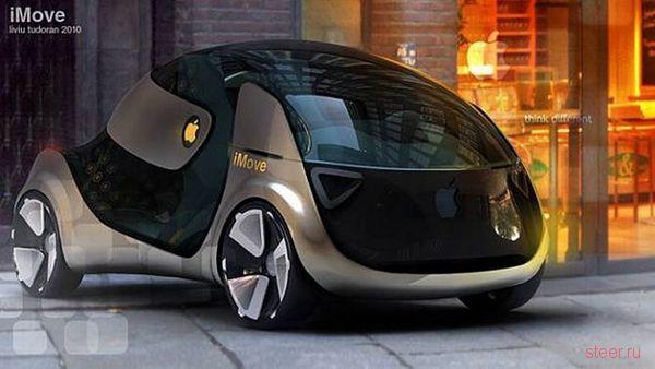 Электрический концепт-кар Imove (фото)