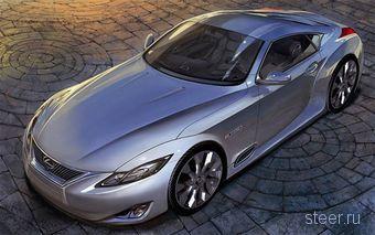 Lexus готовит к выпуску новейшее купе на замену Toyota Soarer и Lexus SC430 (фото)