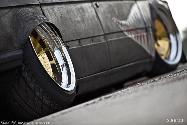 Низкий тюнинг для BMW (фото)