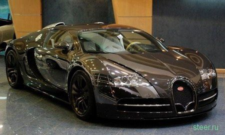 Bugatti Veyron Vinsero