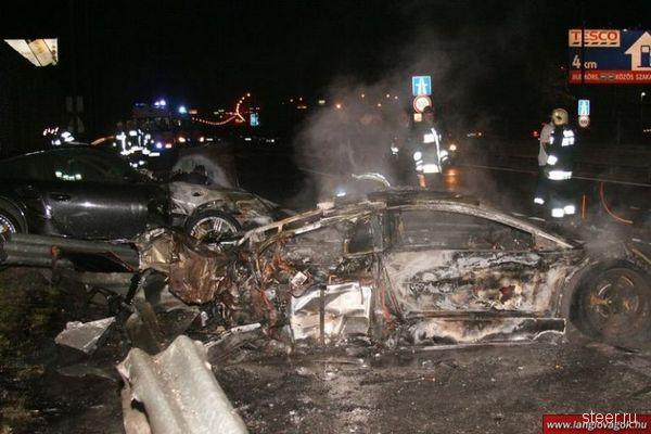 Авария на $500 000 (фото)