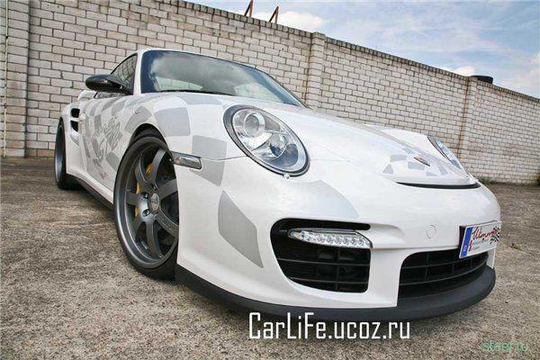 Wimmer Porsche GT2 Evo