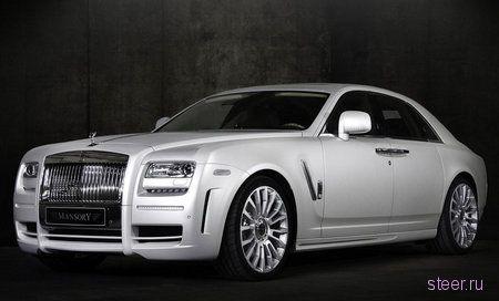 Тюнинг для Rolls-Royce стоимостью $150 000 (фото)