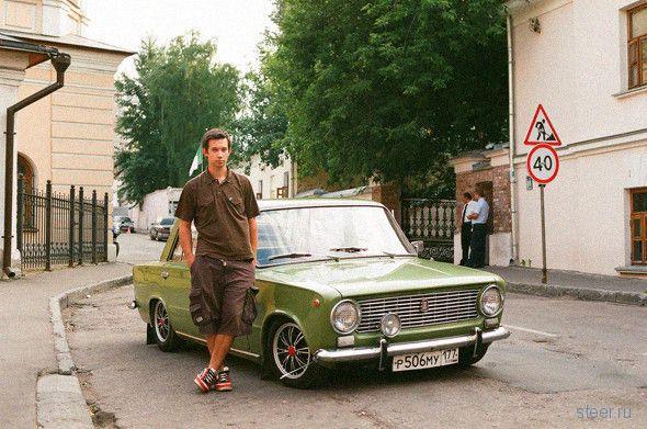 Лоурайдеры из Советской классики (фото)