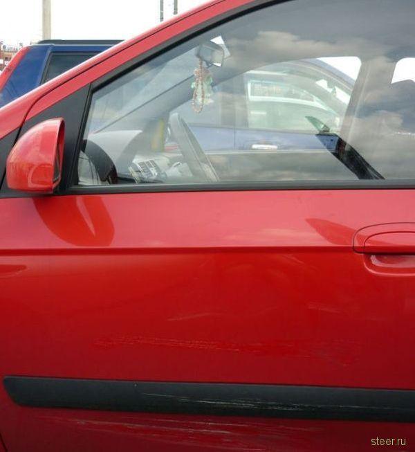 Подсказки для женщины-водителя (фото)