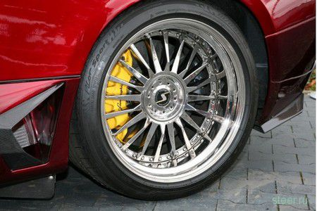 Lamborghini Murcielago LP-640 JB-R от мануфактуры JB Car Design (фото)