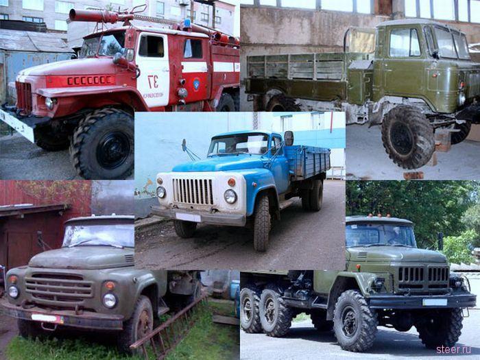Автомобиль 5 в одном (фото)