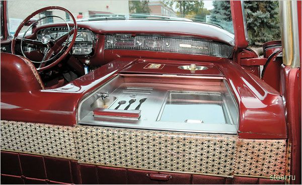Cadillac Maharani Special : кухонный Кадиллак (фото)